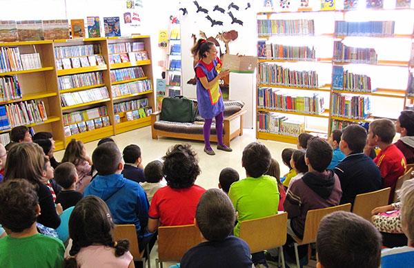 cuenta cuento animadores en Fuengirola mijas malaga