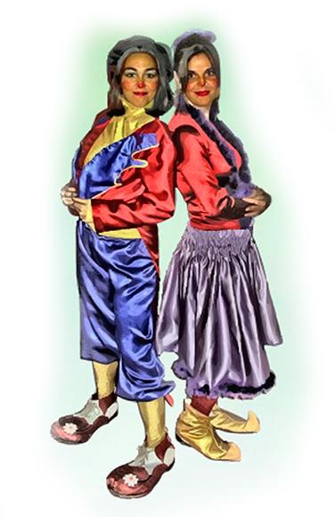 Trobadores Susana y Carmen